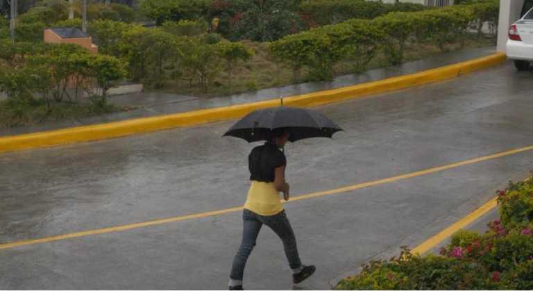 Fuertes lluvias se esperan este día en varias regiones de Honduras