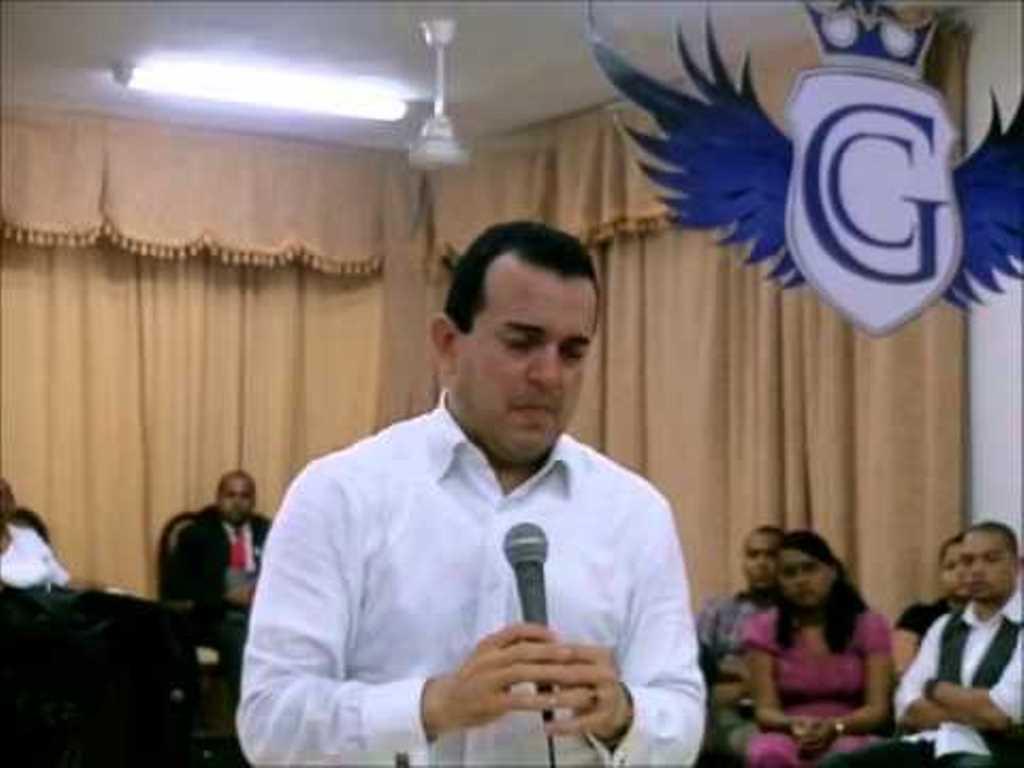 El profeta Rafael Ramírez Martínez