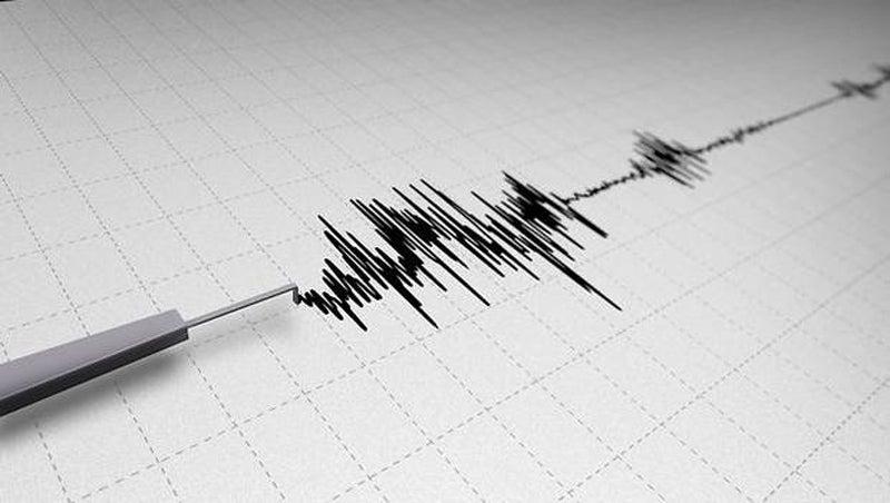 Un fuerte sismo