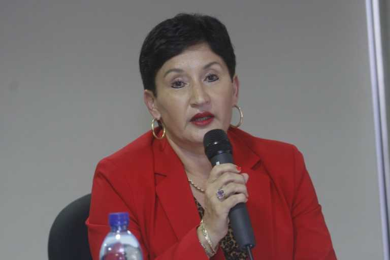 Guatemala: Fiscal Thelma Aldana entre las 100 personas más influyentes de revista Time