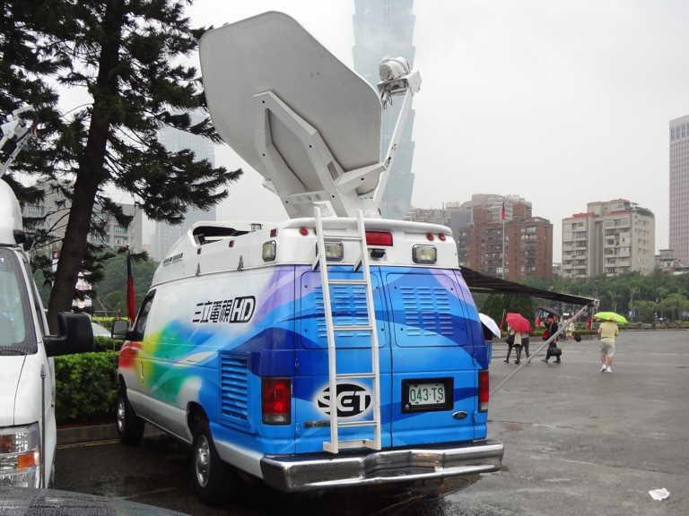 Por varios días estará en Honduras reconocido canal televisivo taiwanés