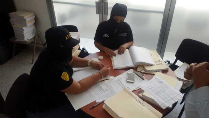 ATIC resguarda documentación