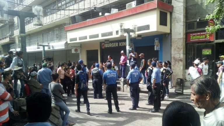 Policía Municipal enfrenta la justicia por tremenda paliza que dio a vendedoras