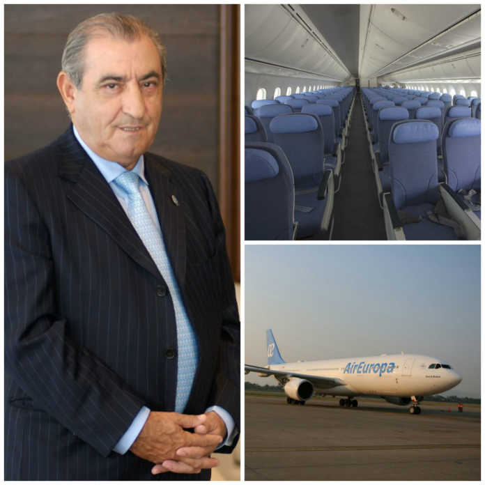 presidente de air europa
