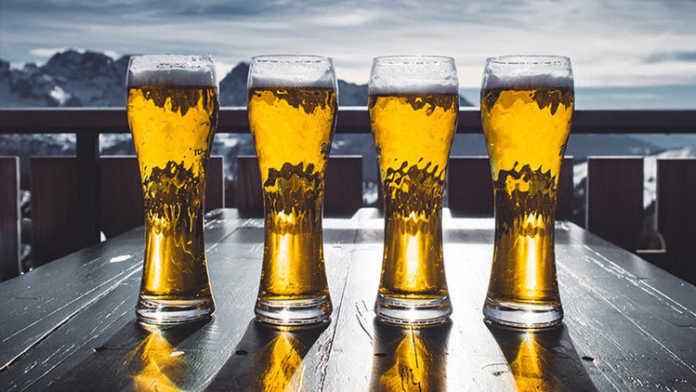 haga la cerveza grande de nuevo