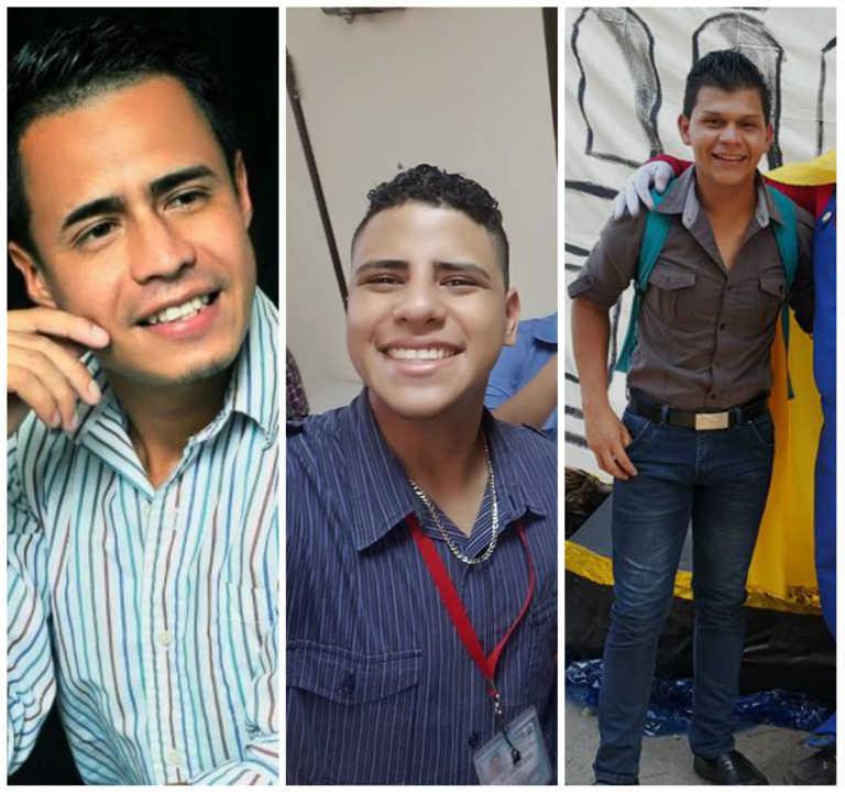 Tres muchachos llevarán ayudas a familiares de internos en el Catarino Rivas