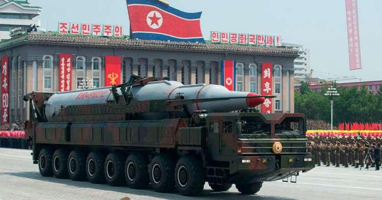 """Corea del Norte advierte que atacará a Estados Unidos """"sin piedad"""""""