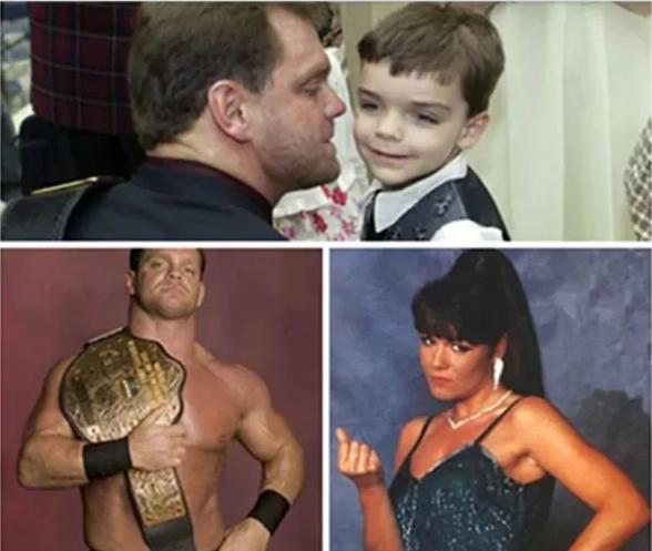 CHRIS BENOIT: LUCHADOR DE LA WWE