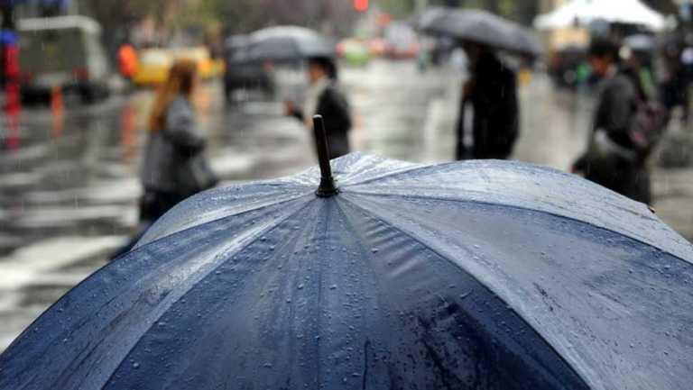 Pronostican lluvia para este martes en algunas zonas del país