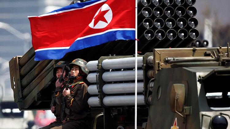 VÍDEO: Corea del Norte muestra su poderío militar en desfile