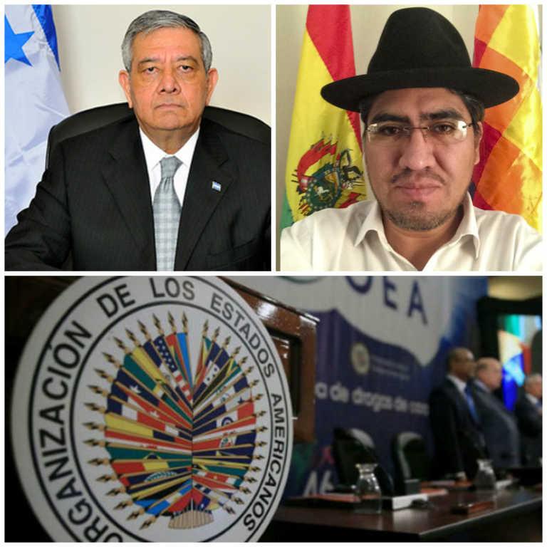 Acusan de «usurpador y golpista» a embajador hondureño por asumir sesión de la OEA