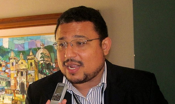 Omar Rivera, refiriéndose sobre la Policía Municipal