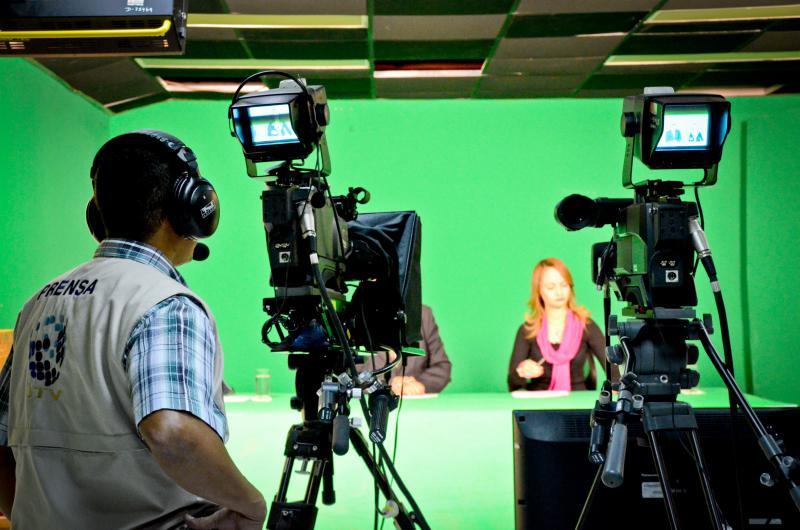 Canal de televisión de la UNAH