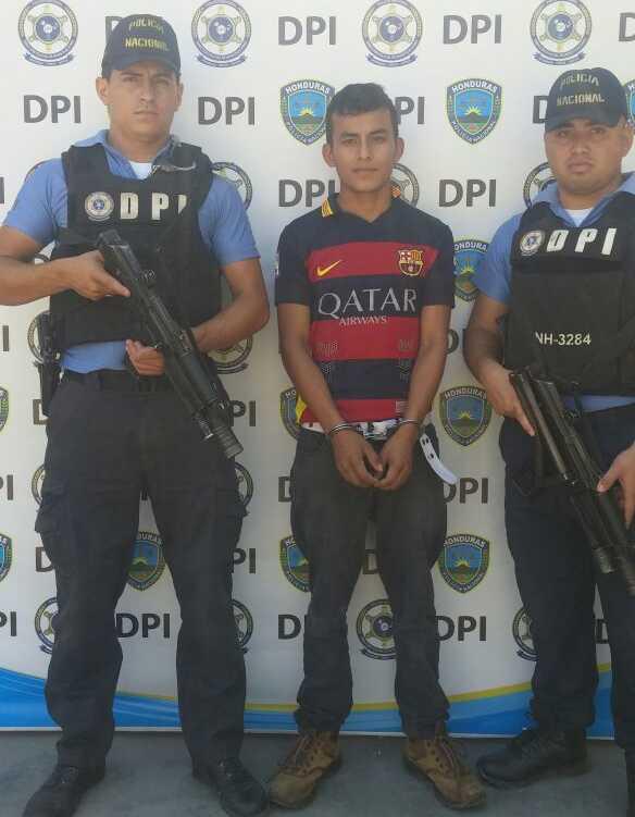 Detienen integrante de banda delictiva «Los Sánchez» por asesinato