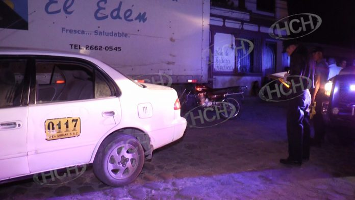 Copán: le sale tiro por la culata al tratar de asesinar a taxista