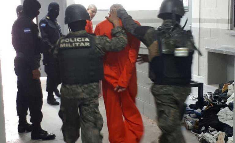 """Posible amotinamiento en la cárcel de máxima seguridad """"El Pozo II"""""""