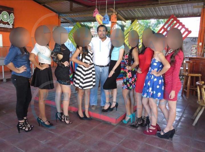 Investigación: Organizador de certámenes de belleza ofrecía jovencitas a ex diputado
