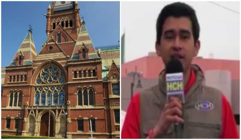 Joven hondureño entre los mejores 24 estudiantes de la universidad de Harvard