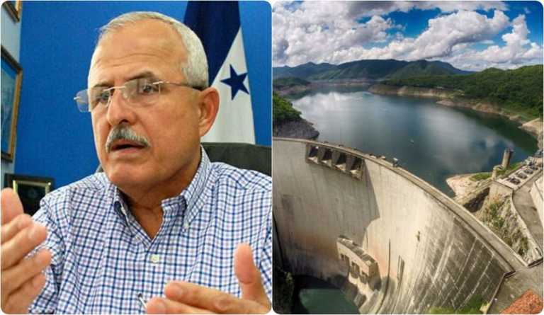 """Roberto Zablah: """"Tenemos agua para mayo, junio, julio, agosto y parte de septiembre"""""""