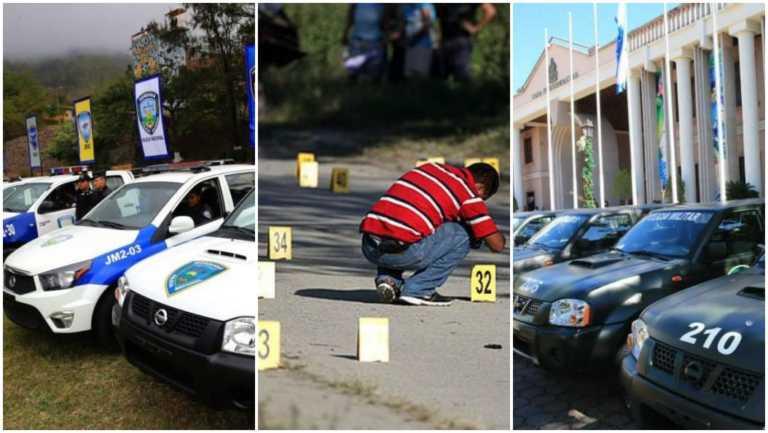 Tasa de Seguridad Poblacional en contraste con altos índices delincuenciales