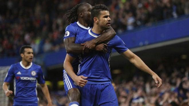 Premier League: Chelsea goleó a Middlesbrough y acaricia el título