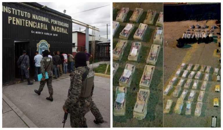 """Experto en economía: """"Sí es posible tener tanto dinero en cárceles de Honduras"""""""