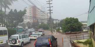 Clima en Honduras