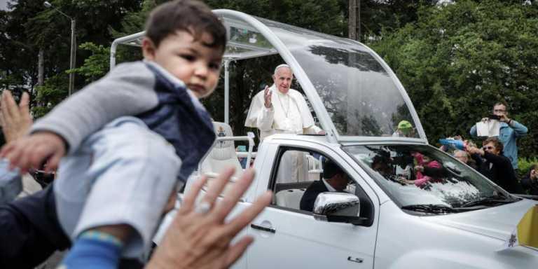El Papa Francisco canoniza a los niños pastores de Fátima