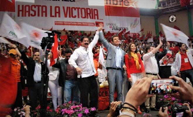 Alianza de Oposición en Honduras