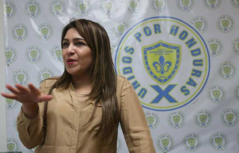 """Alvarenga: """"Realizaremos una auditoría forense por los más de Lps 14 millones perdidos"""""""