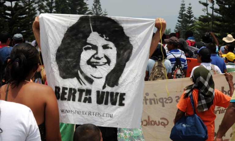 Familiares de Berta Cáceres denuncian lentitud en investigación
