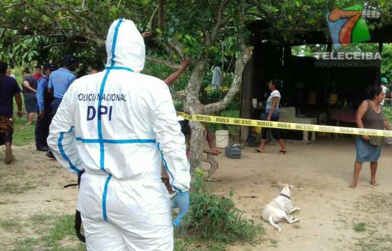 Mata a su padrastro en comunidad garífuna de La Ceiba