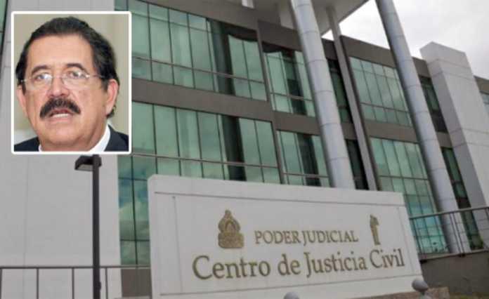 Reprograman audiencia contra el expresidente Manuel Zelaya