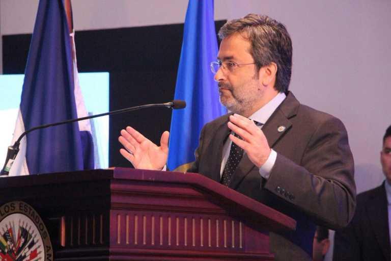 Después de la «tormenta» en Maccih, vocero viaja a entregar informe #2 a OEA