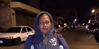 Madre hondureña