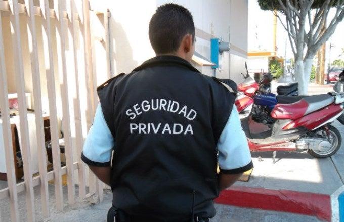 Empresas de seguridad serán reguladas en la nueva Ley Orgánica de la Policía