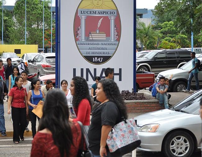 UNAH: Más de 60 mil realizaron pre matricula para segundo periodo