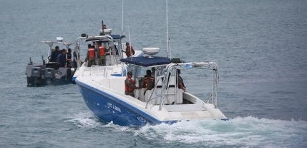 Cuatro pescadores