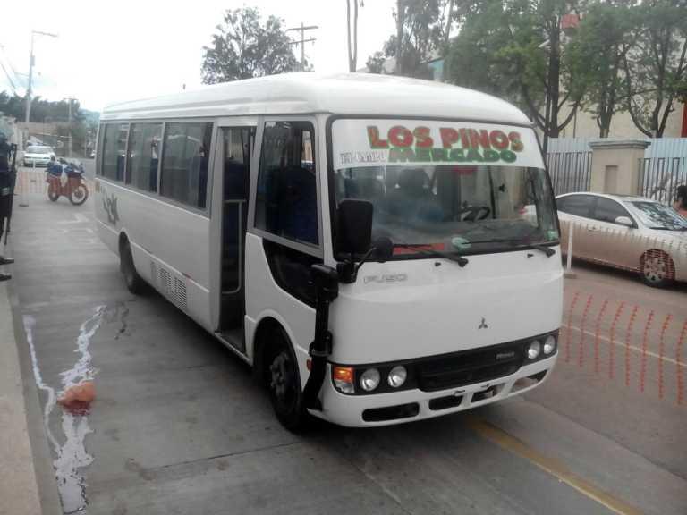 Tegucigalpa: Motorista de bus muere tras ser atacado por desconocidos