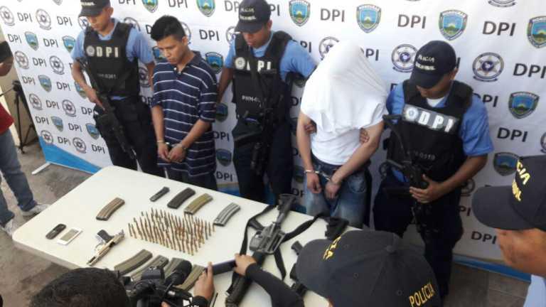 Dos detenidos deja operativos de saturación en la capital