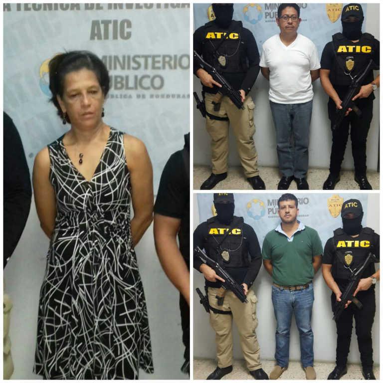 Capturan exfuncionarios de Municipalidad de SPS por malversación de fondos