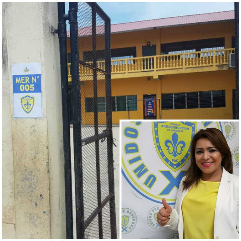 Urnas desoladas en elecciones internas que dirige Marlene Alvarenga