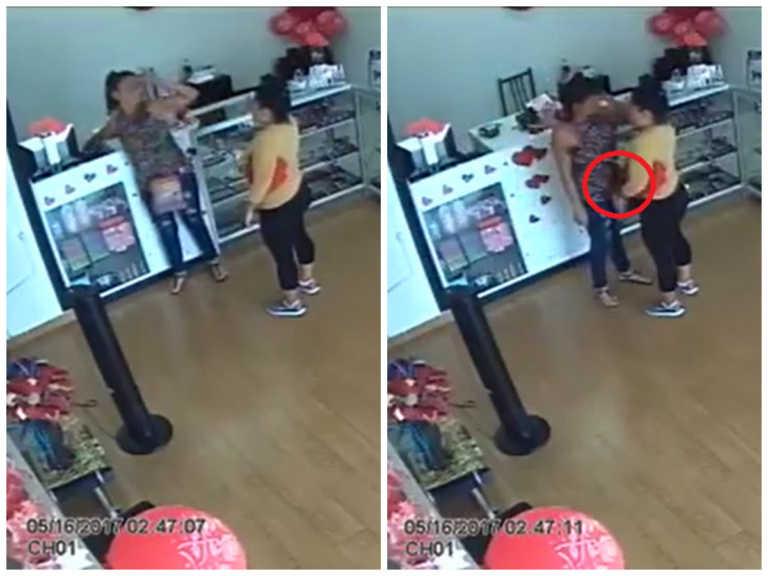 """Robo """"descarado"""" es captado por cámaras en tienda de Comayagua"""