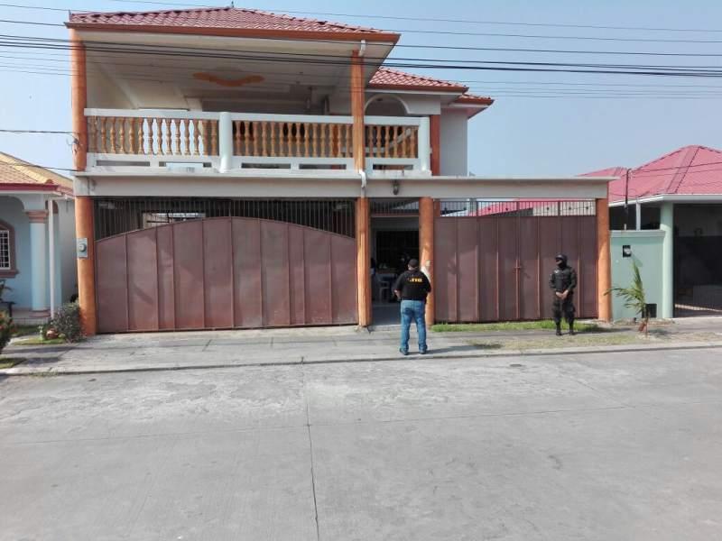 Casa asegurada en Residencial Costa del Sol