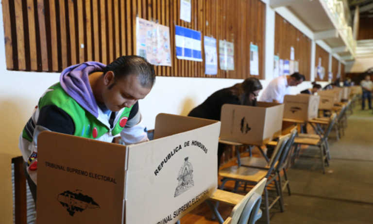TSE convoca a más de 6 millones de hondureños para las elecciones generales