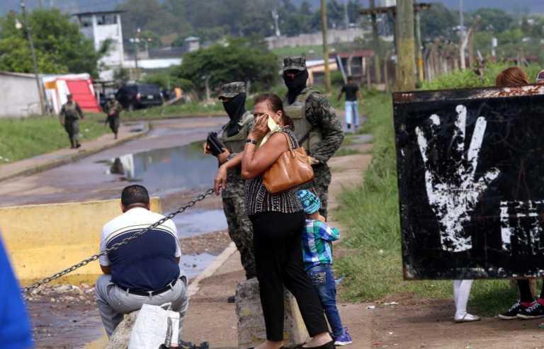 """Familiares de reos trasladados : """"Sólo los queremos ver por última vez"""""""