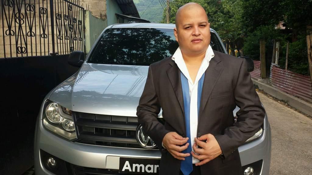 Igor Padilla, periodista asesinado en San Pedro Sula, Honduras