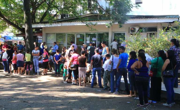 ATIC interviene oficinas del Registro Nacional de las Personas en SPS