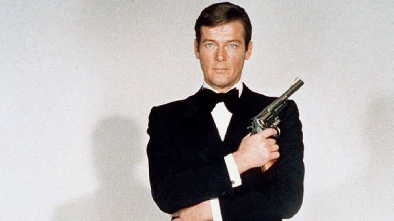 "Muere Roger Moore, actor de la saga ""James Bond"""