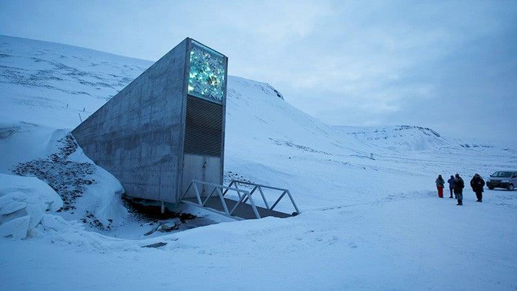La 'bóveda del fin de mundo', sin electrónica ni personal para evitar su destrucción